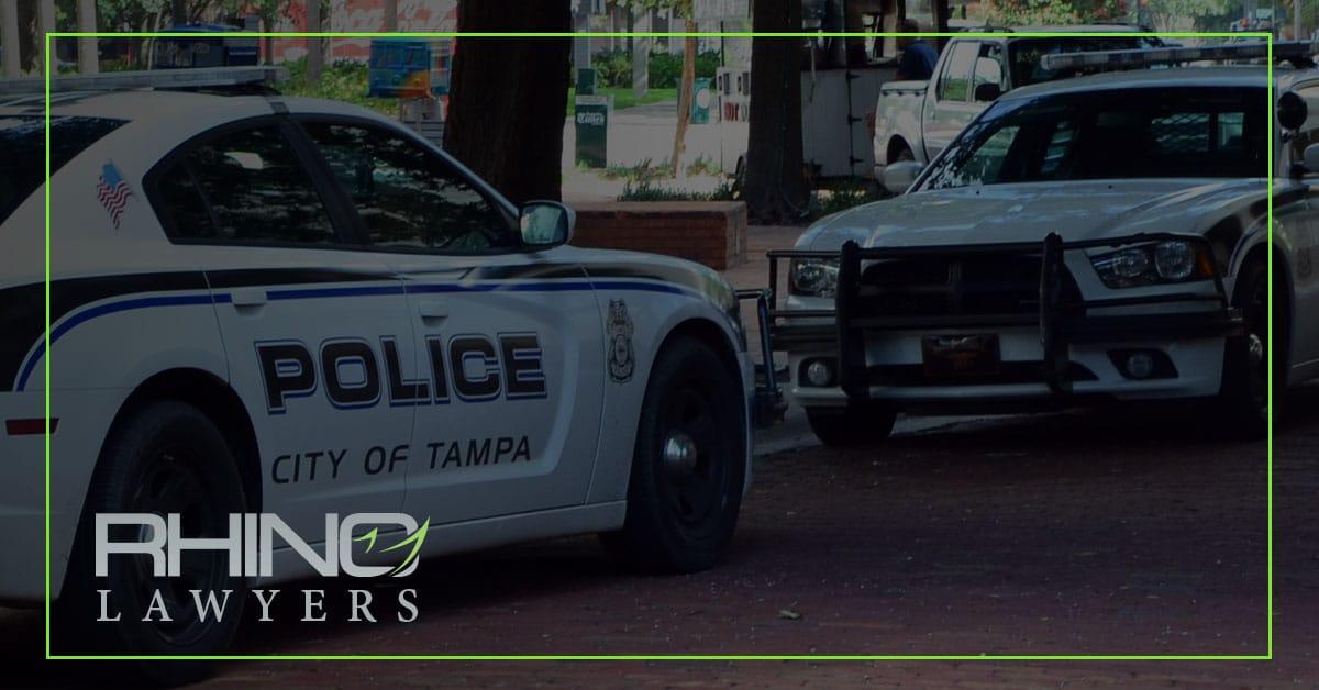 ¿Responderá la policía a mi accidente de coche en Tampa, FL?