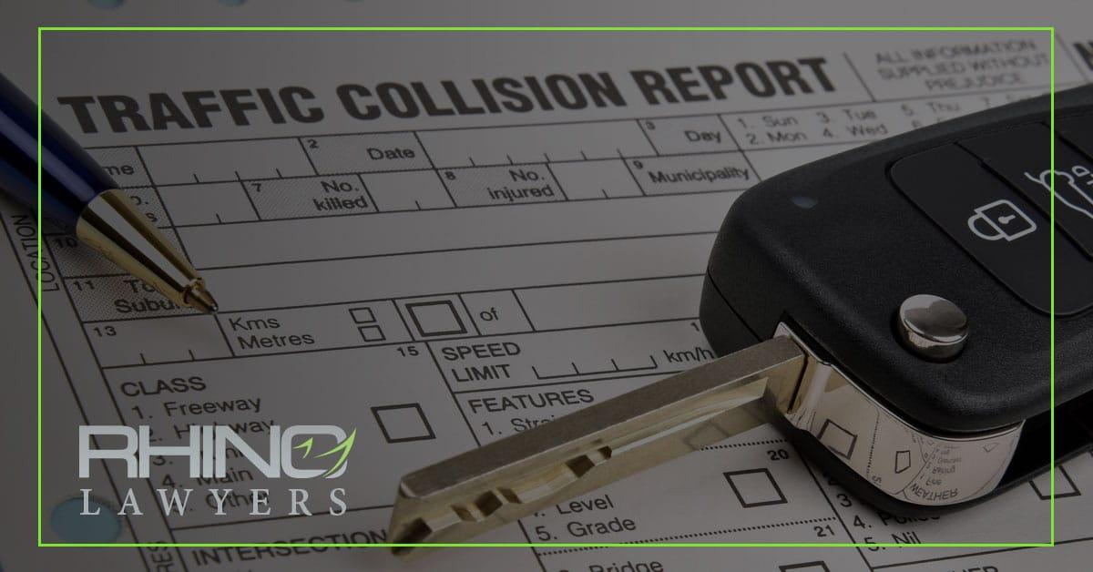 Cómo obtener un informe de accidente de coche en Tampa Florida