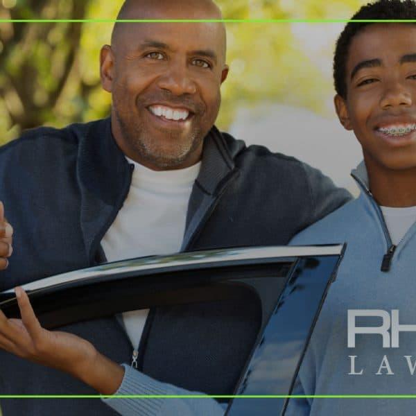 Consejos de seguridad Conductor adolescente