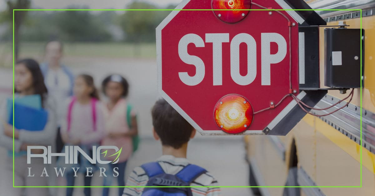 PENALTIES FOR PASSING A STOPPED SCHOOL BUS