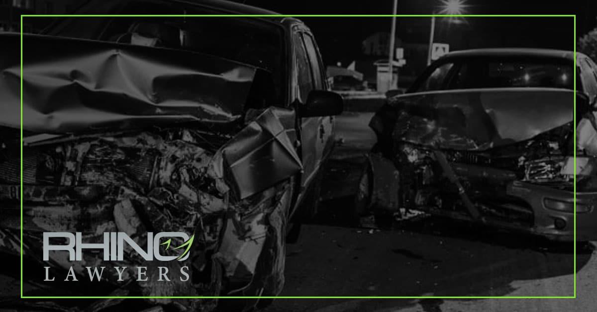 Multiple Vehicle Crash