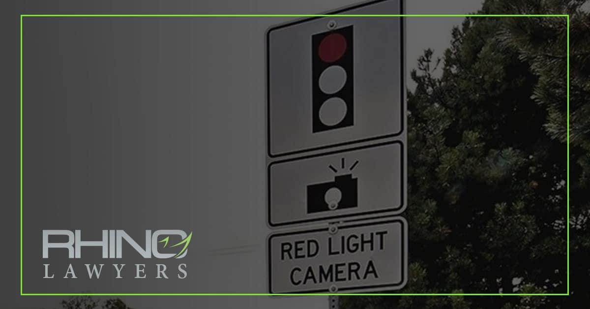 Cámaras de semáforo en rojo