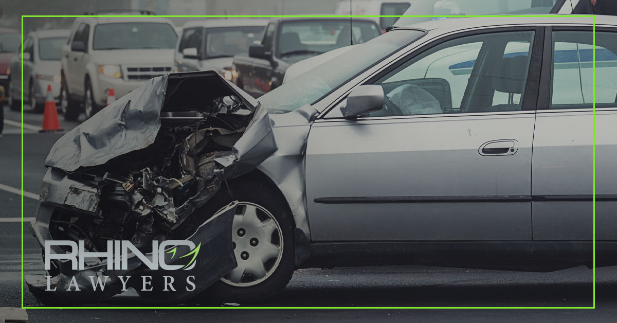 ¿Herido en un accidente de coche robado en Clearwater, FL?