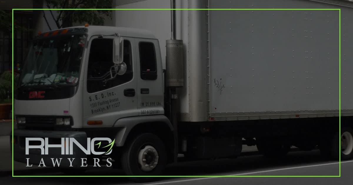 Tampa Box Truck Crash