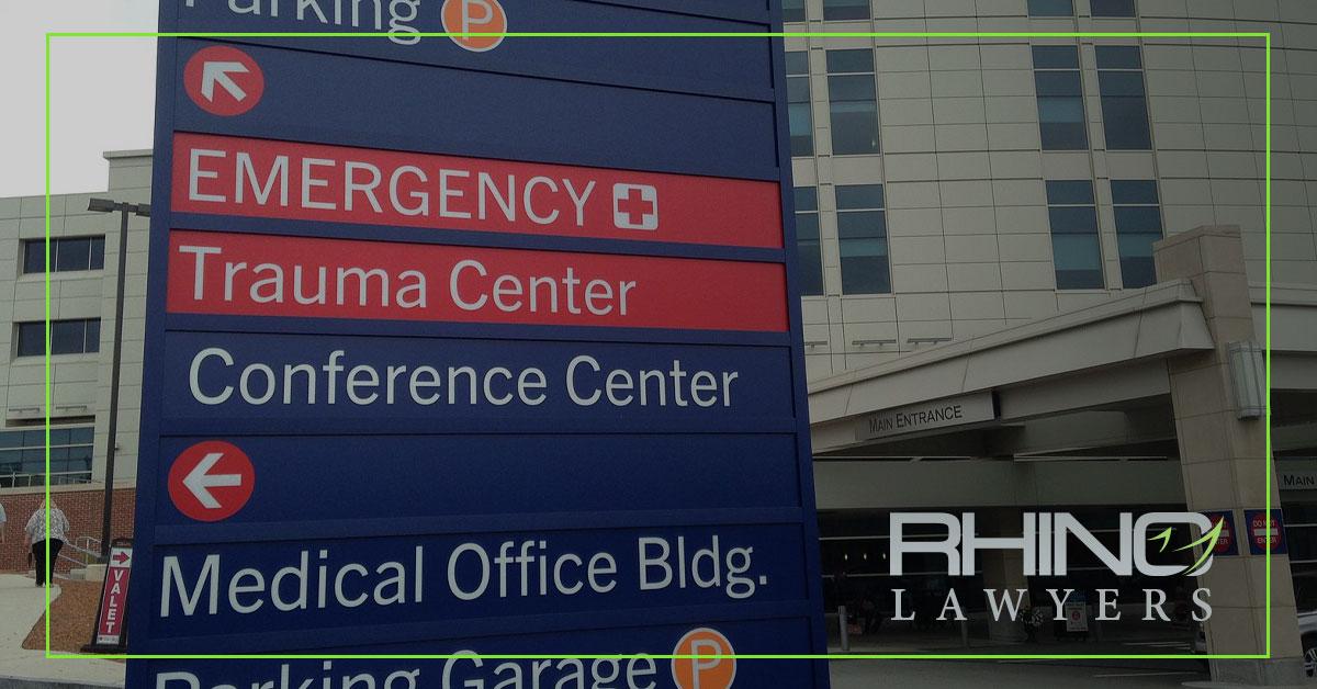 Información del Centro de Trauma de Tampa