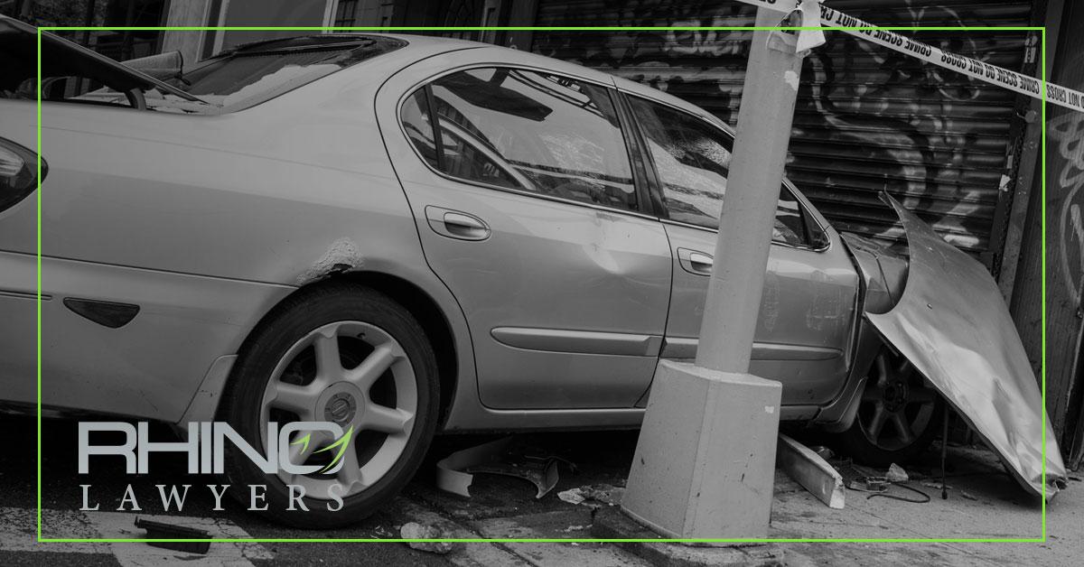 Car Crashes Buildings
