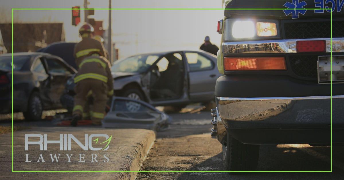 DUI Head-On Collision Kills