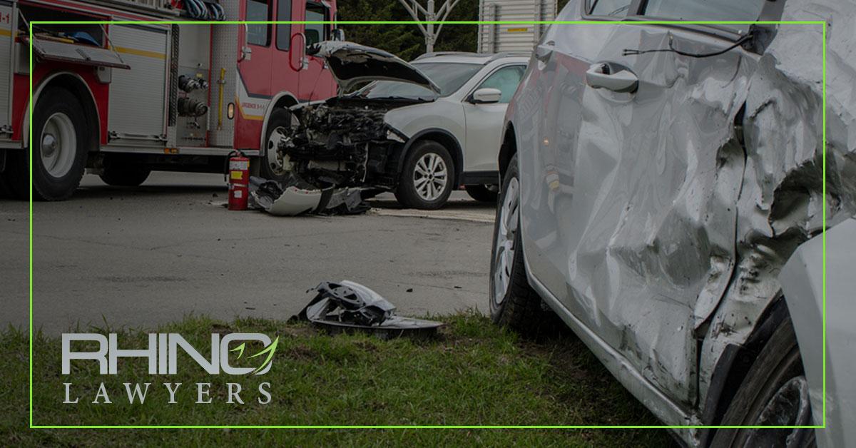 Multi-Car Vehicle Crash I-275