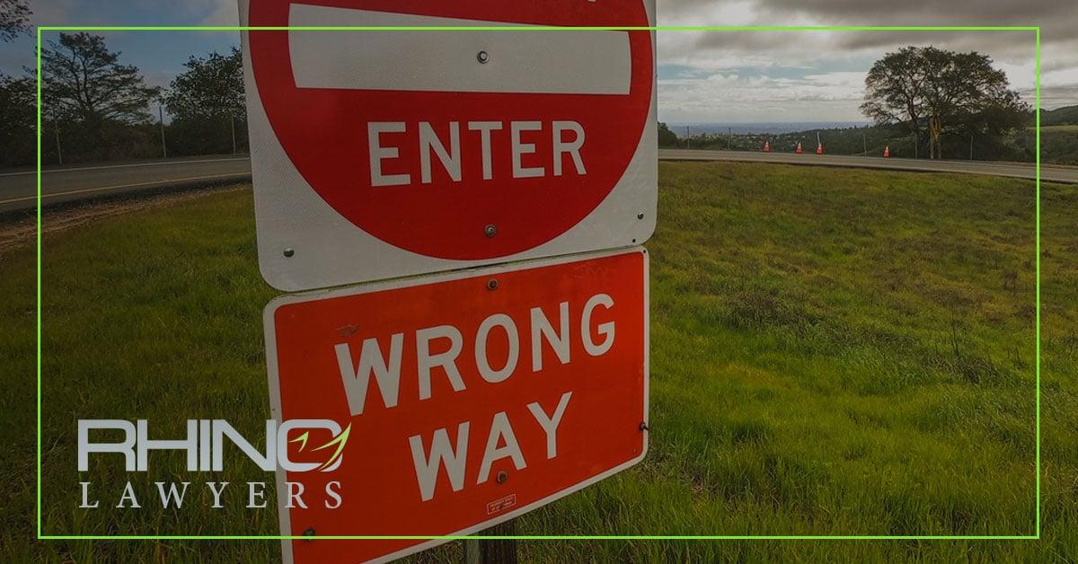 Wrong-Way Driver Kills Man
