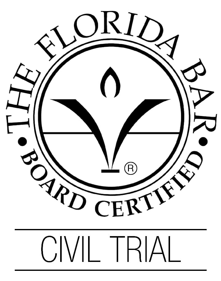Florida Bar Board Certified Civil Trial