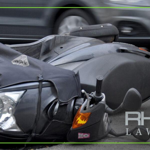 Accidentes de moto o de coche: ¿Qué es peor?