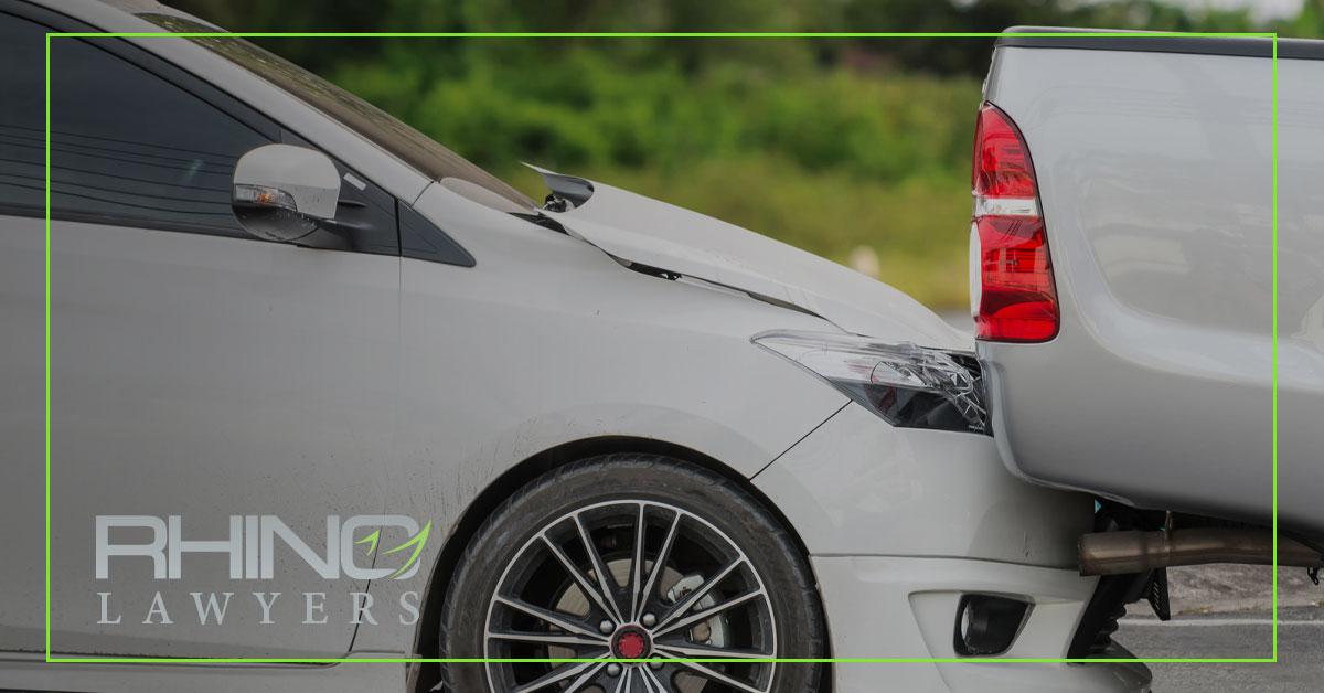 5 pasos que hay que dar inmediatamente después de una colisión automovilística