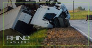 Las causas más comunes de los accidentes de camión y cómo evitarlas
