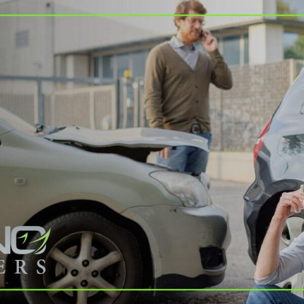 ¿Golpe en el parachoques? Qué hacer en un accidente de tráfico leve