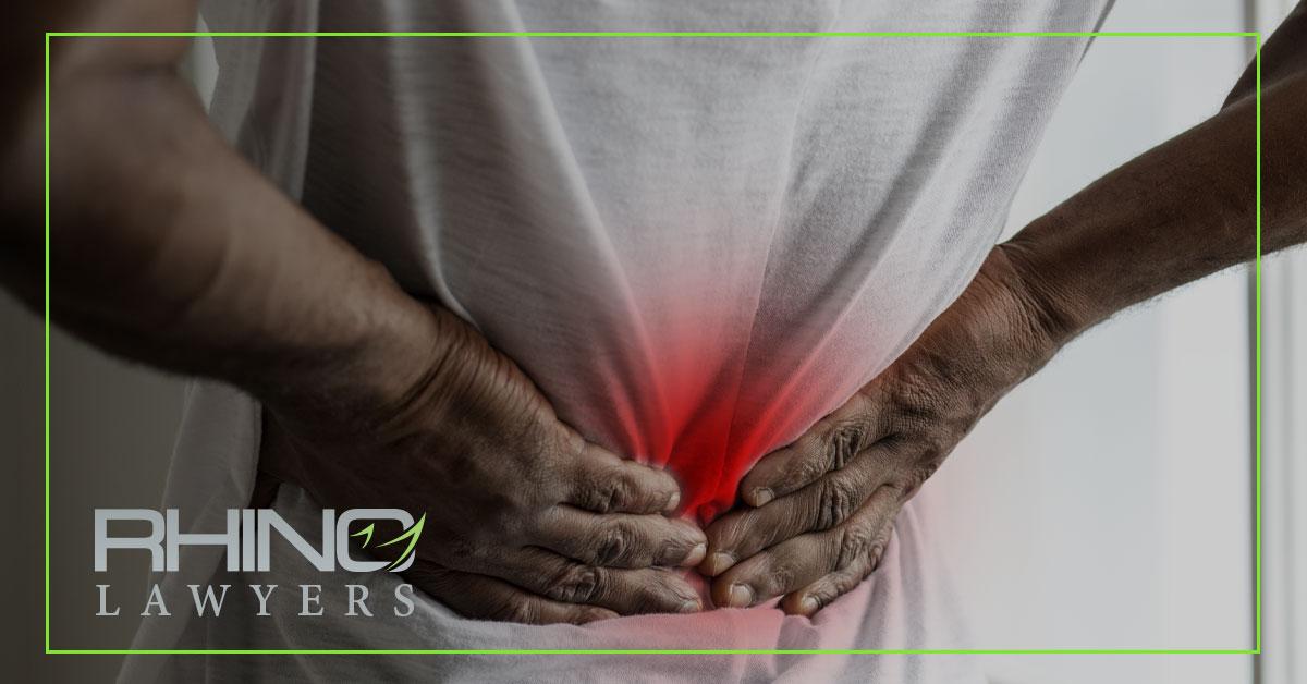 Las 5 lesiones vertebrales más comunes de los accidentes de tráfico