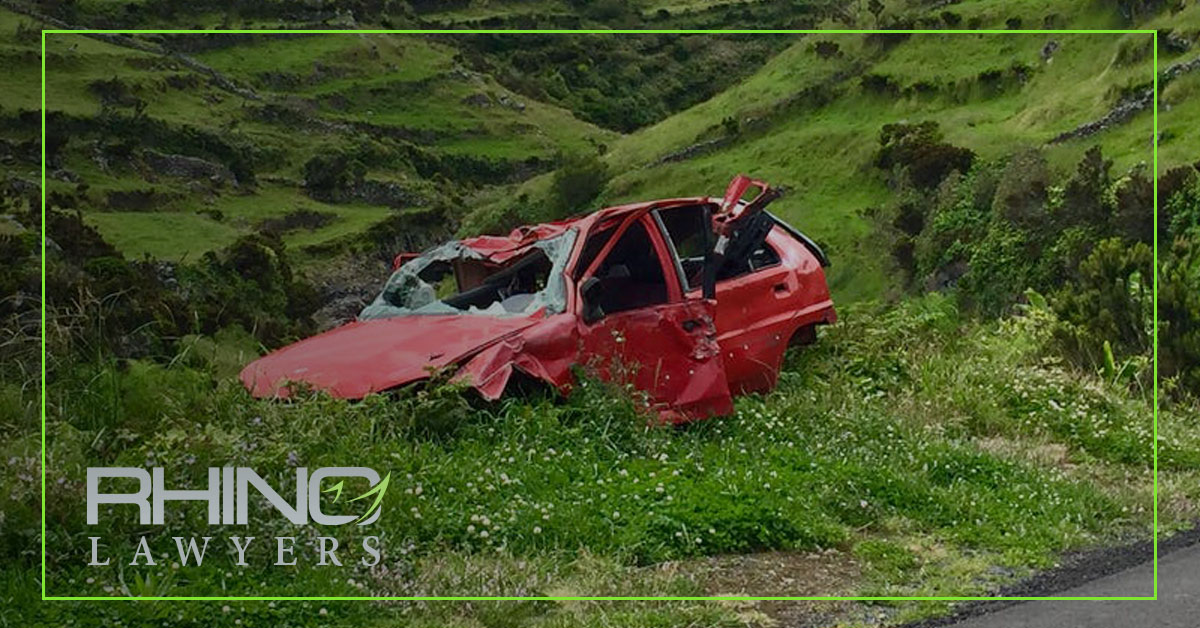 Qué hacer después de un accidente de tráfico mortal